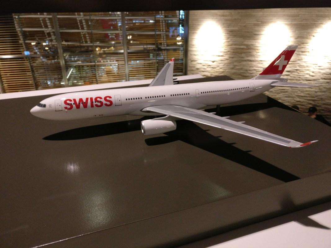 Swiss Senator Lounge Zurich A Swiss Plane