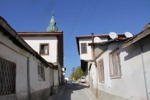 Ankara Castle Town
