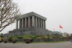 Hanoi Ho-Chi-Minh Mausoleum