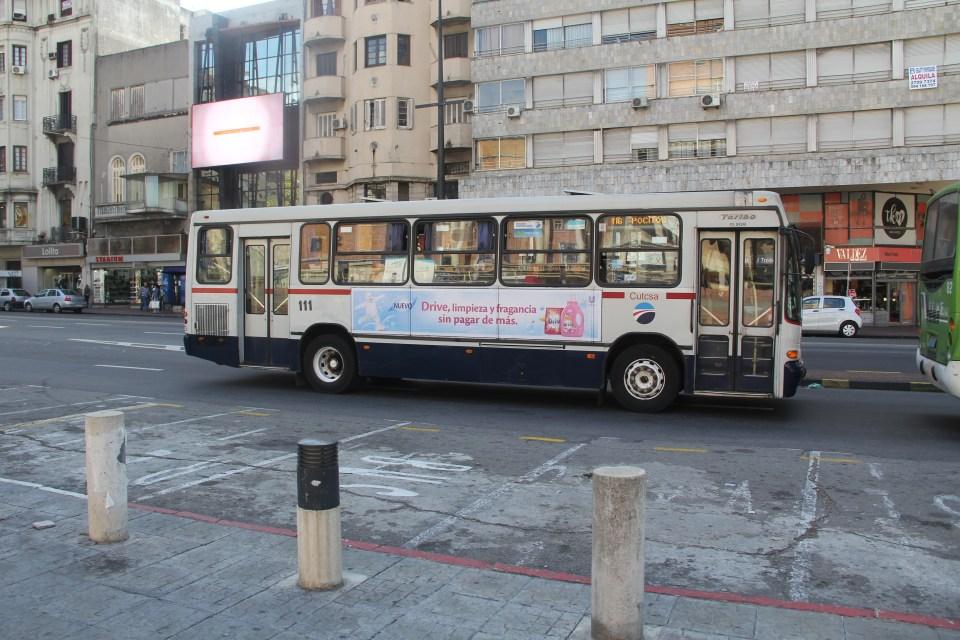 Montevideo Bus