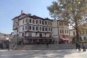 Old Town Ankara