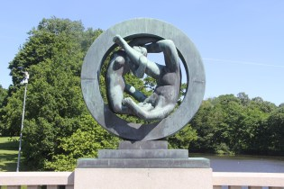 Oslo The Vigeland Park Statues (4)
