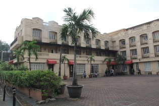 United Philippine Lines Building Intramuros Manila