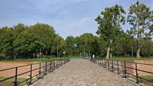 Citadelle d'Arras Gate