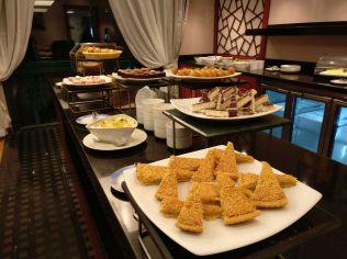 Hilton Pyramids Golf Resort Executive Lounge