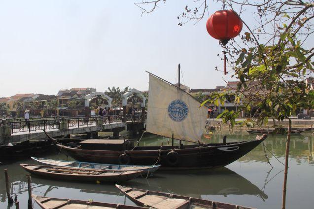 Hoi An Boat