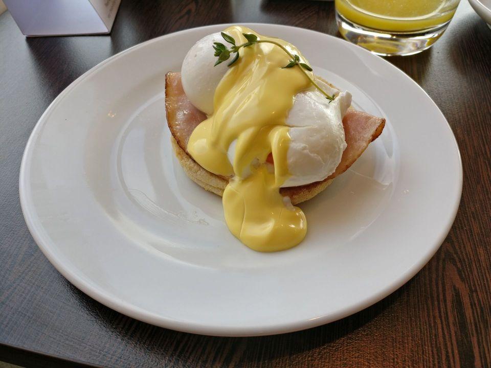 InterContinental Adelaide Breakfast