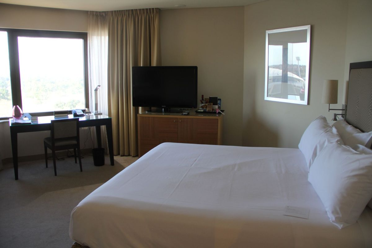 InterContinental Adelaide Riverside Room