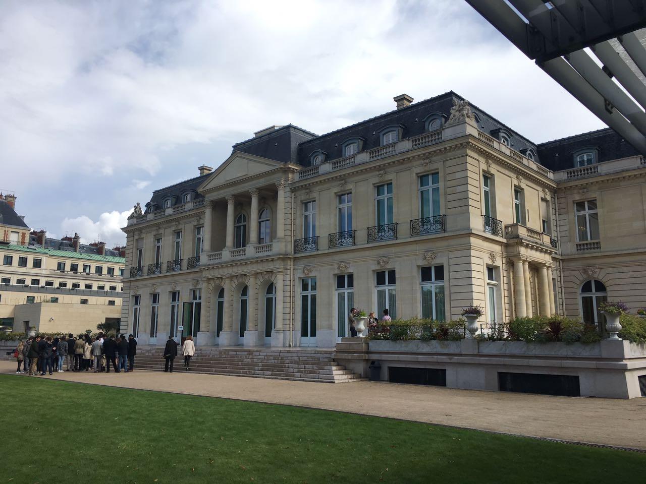 OECD HQ 3