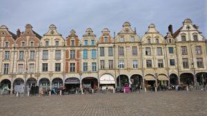 Place des Heros Arras