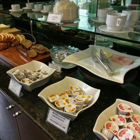 Sumaq VIP Lounge Lima Buffet
