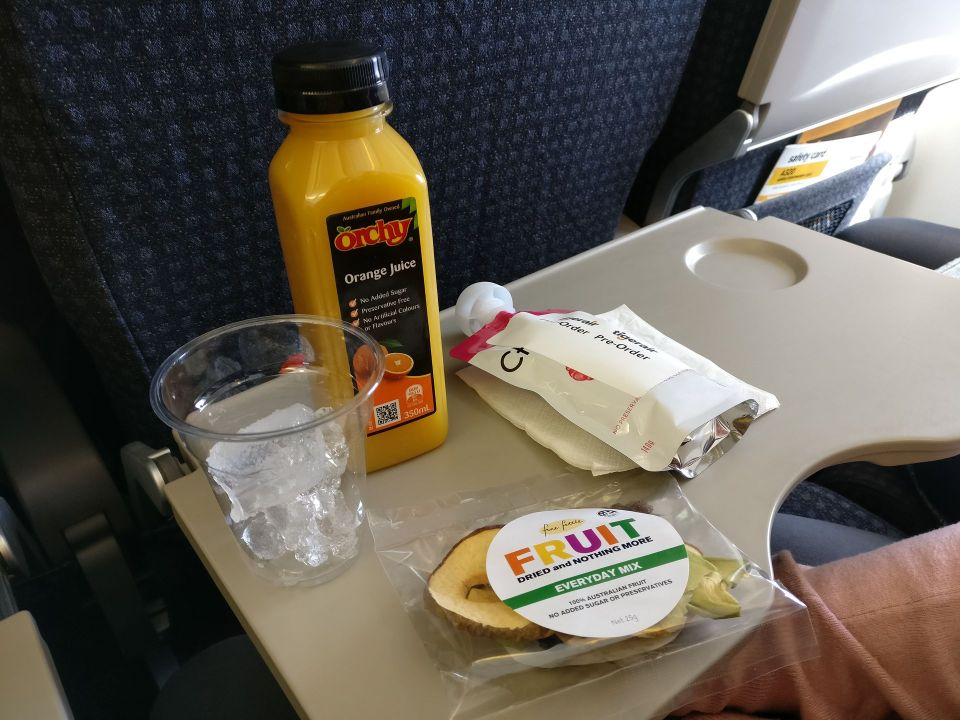 Tigerair Australia Snack