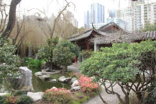 Chinese Garden of Friendship Sydney
