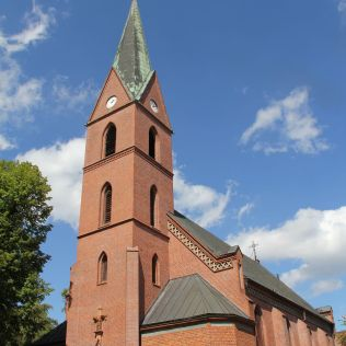 Christ the Savior Church Olsztyn