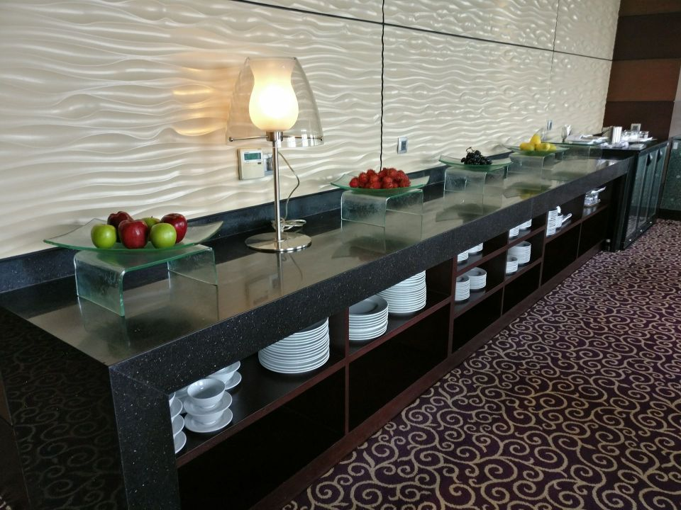 Grand Mercure Danang Executive Lounge Buffet