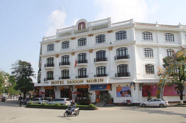 Hue Hotel Saigon Morin