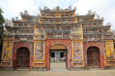 Hue Royal Palace Hien Lam Cac