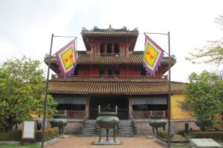 Hue Royal Palace Hung Mieu