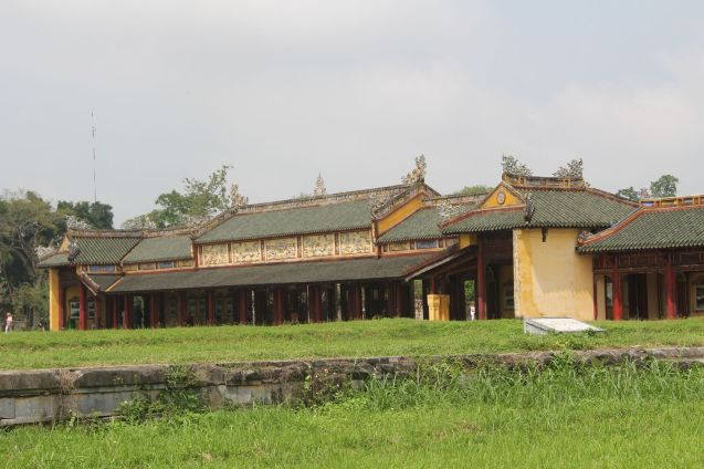 Hue Royal Palace Ien Khon Thai