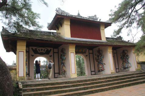 Hue Thien Mu Pagoda