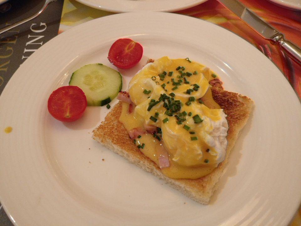 InterContinental Vienna Breakfast