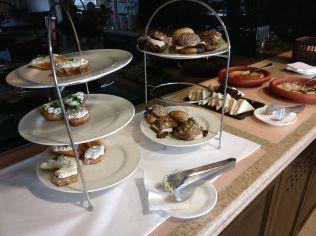 InterContinental Vienna Club Lounge Afternoon Tea