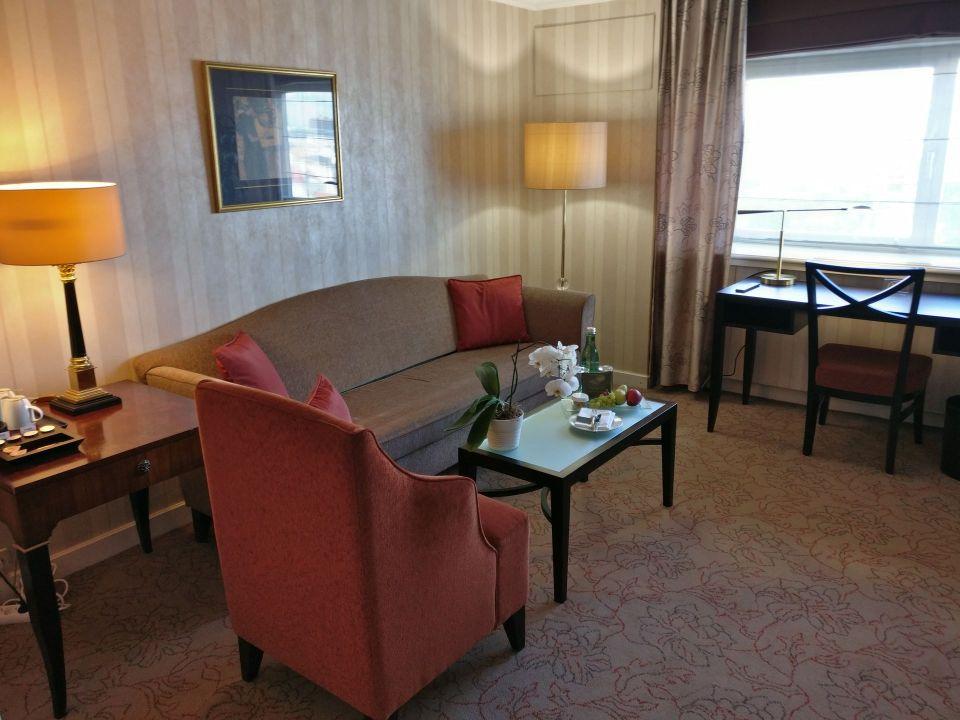 InterContinental Vienna Junior Suite