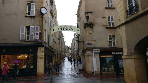 Metz Ville Taison