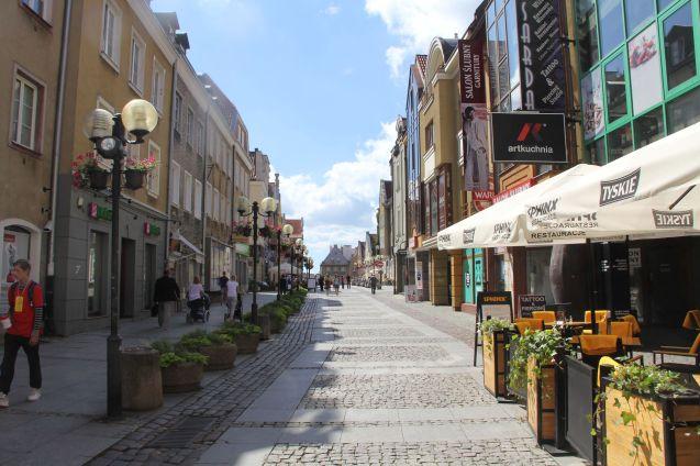 Olsztyn Old Town