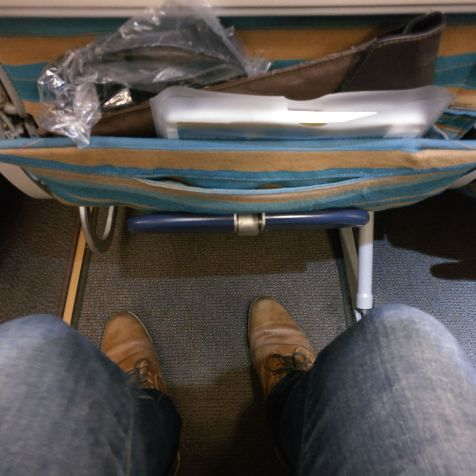 Oman Air Economy Class Airbus A330 Seat Pitch