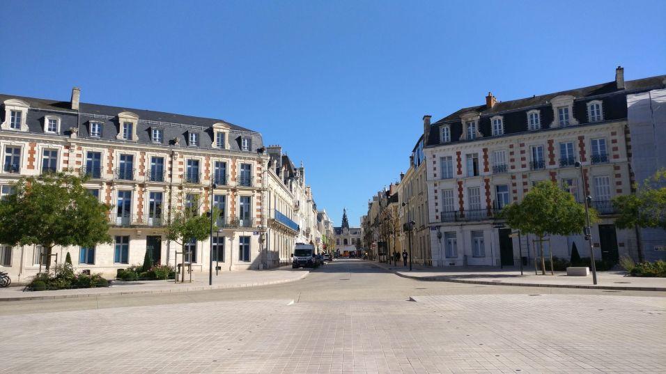 Place Aristide Briand Poitiers