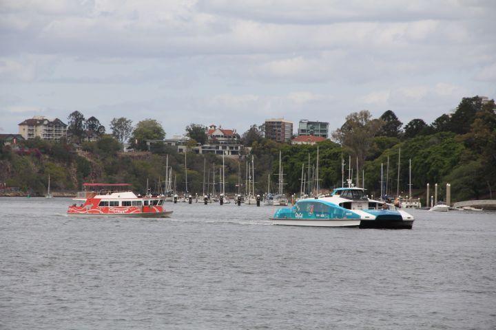 Brisbane Ships