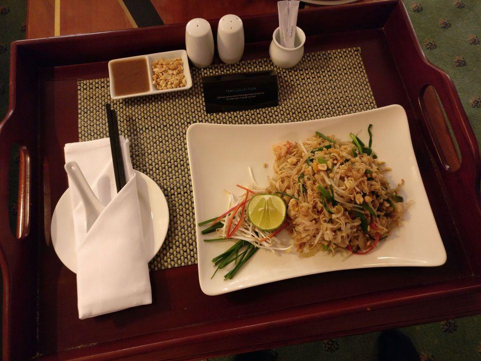 Hilton Hanoi Opera Room Service