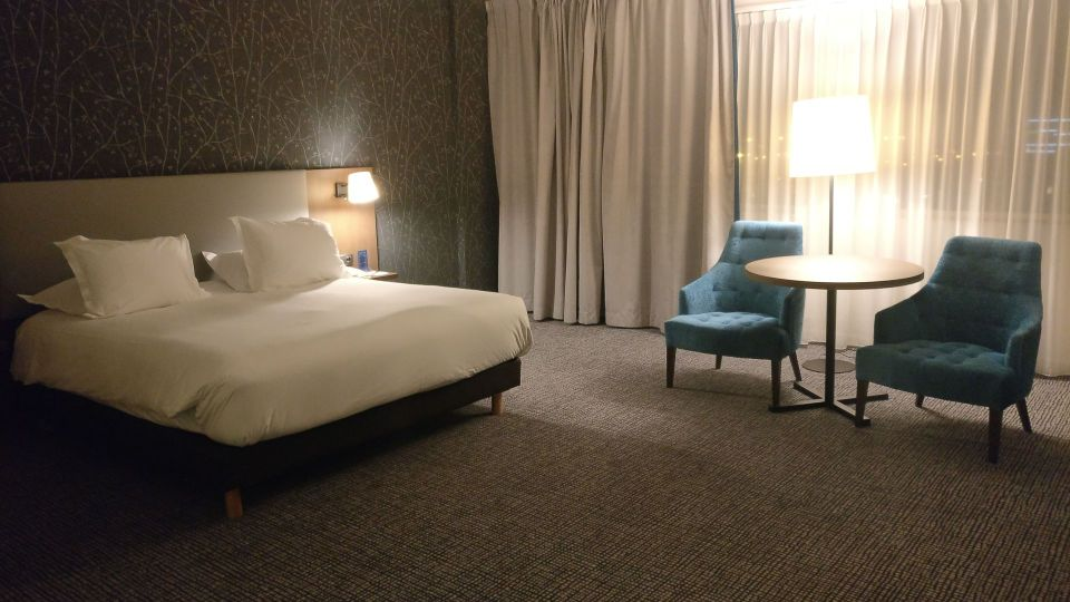 Hilton Paris CDG Executive Plus Room