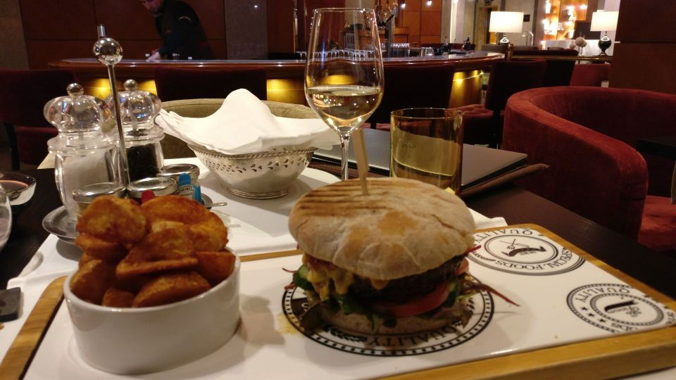 Hotel Palace Berlin Burger
