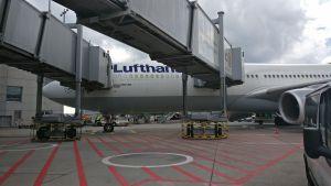 Lufthansa First Class Limousine