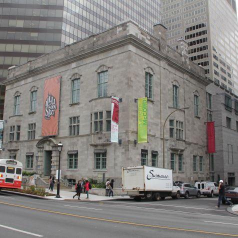 McCord Museum Montreal