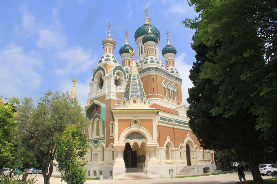 Nice Russian Orthodox Cathedral
