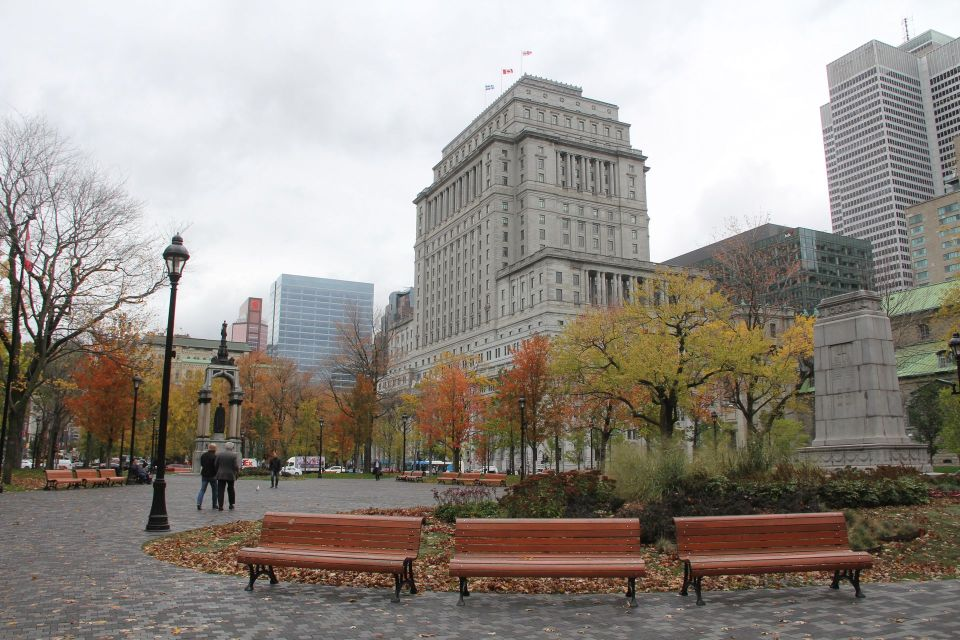 Place du Canada Montreal