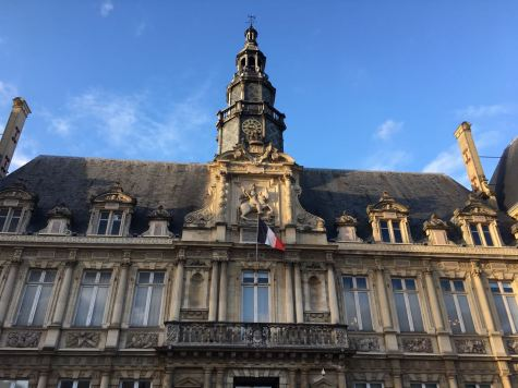 Reims City Hall