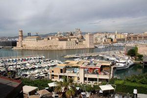 Sofitel Marseille Vieux Port Luxury Room View