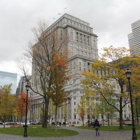 SunLife Building Montreal