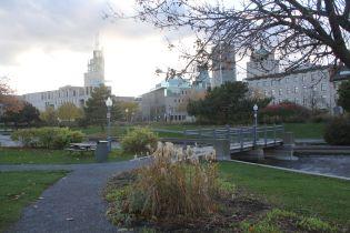 Vieux Port Parc Montreal