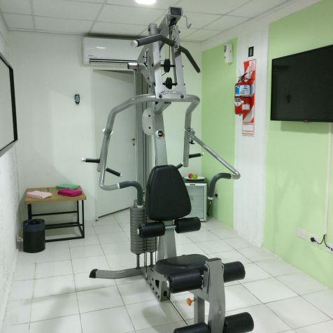 Anselmo Buenos Aires Gym
