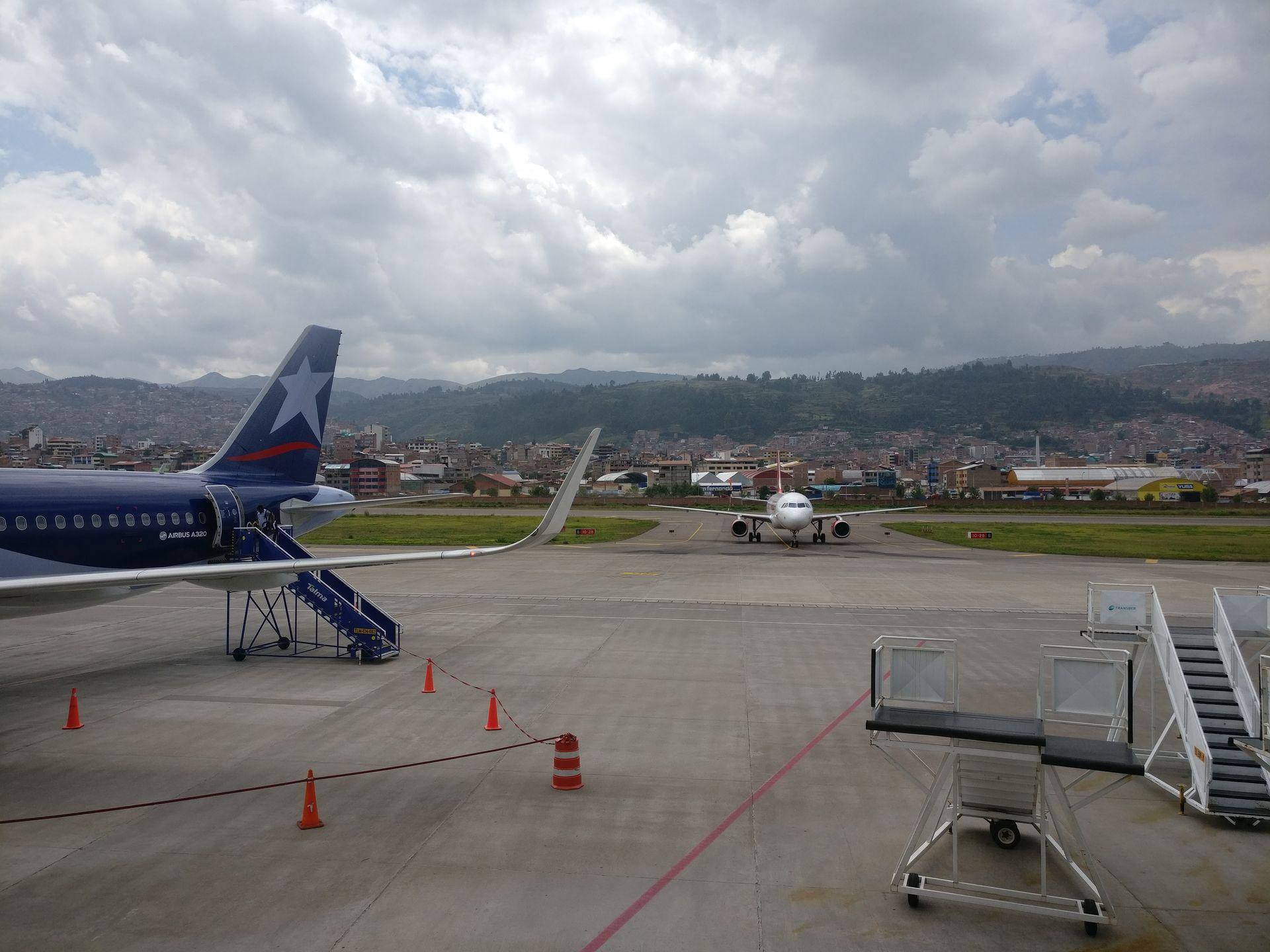 Flughafen Cusco