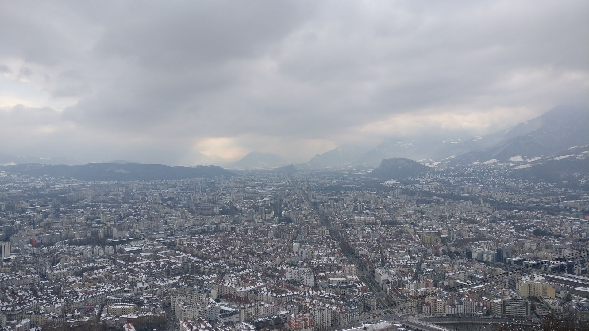Grenoble Viewpoint