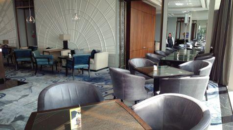 Hilton Bomonti Istanbul Executive Lounge