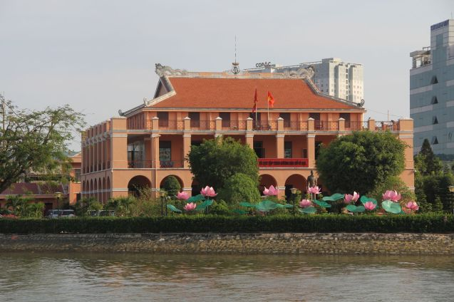 Saigon Ho Chi Minh Museum