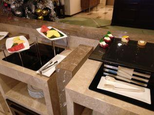 The Peninsula Manila Club Lounge Afternoon Tea
