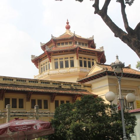 Vietnam History Museum Saigon